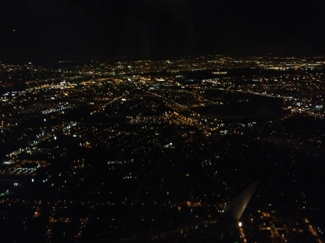I took pictures for a long time before I realized that the city I saw below could possibly be in New Jersey and not in Pennsylvania....?